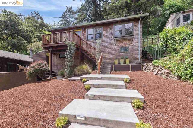 135 Beauforest Drive, Oakland, CA 94611 (#EB40955586) :: The Kulda Real Estate Group