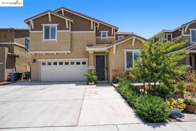 196 Amberwind Cir, Oakley, CA 94561 (MLS #EB40955622) :: Compass