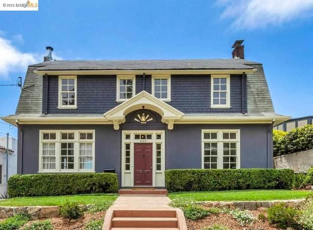 866 Santa Barbara Rd, Berkeley, CA 94707 (MLS #EB40955642) :: Compass