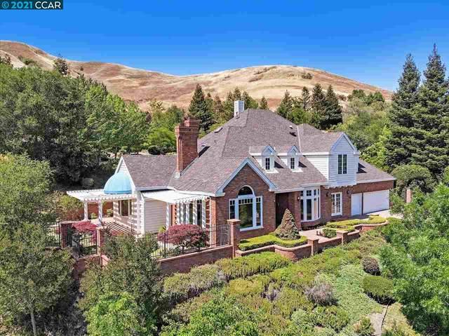 50 Merrill Cir, Moraga, CA 94556 (#CC40955683) :: Real Estate Experts
