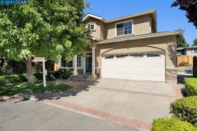 986 Dee Ct, Walnut Creek, CA 94597 (#CC40955692) :: The Kulda Real Estate Group