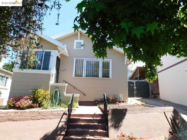 4630 Melrose Ave, Oakland, CA 94601 (#EB40955710) :: The Gilmartin Group
