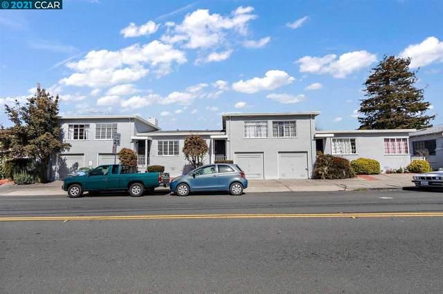 1121 Dwight Way, Berkeley, CA 94702 (#CC40955760) :: The Kulda Real Estate Group