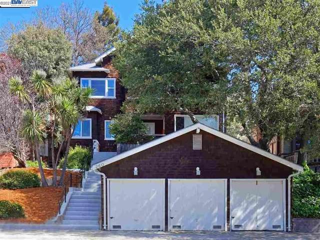 260 Park View Ter, Oakland, CA 94610 (#BE40955766) :: The Gilmartin Group