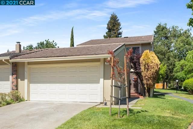 231 Thistle Cir, Martinez, CA 94553 (#CC40955811) :: The Gilmartin Group