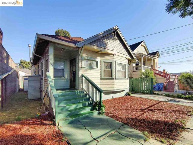 1768 82Nd Ave, Oakland, CA 94621 (#EB40955852) :: The Gilmartin Group