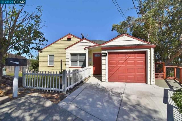 2356 Scenic Avenue, Martinez, CA 94553 (#CC40955854) :: The Gilmartin Group