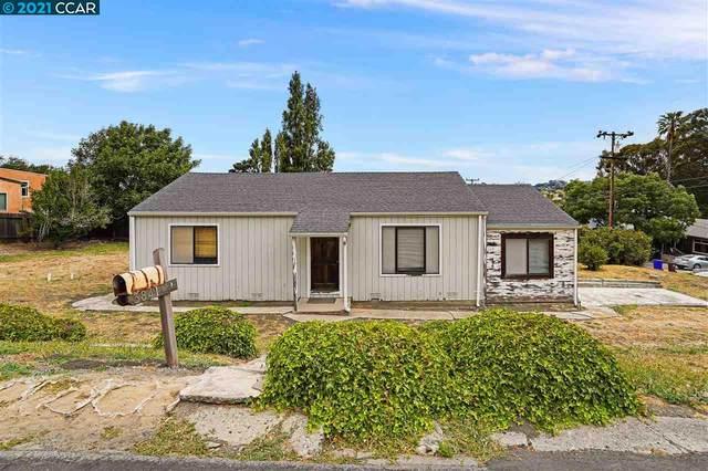 3841 La Colina Rd, El Sobrante, CA 94803 (#CC40955883) :: The Kulda Real Estate Group