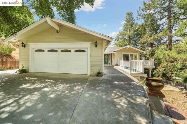 2 Aghalee Rd., Orinda, CA 94563 (#EB40955885) :: Strock Real Estate