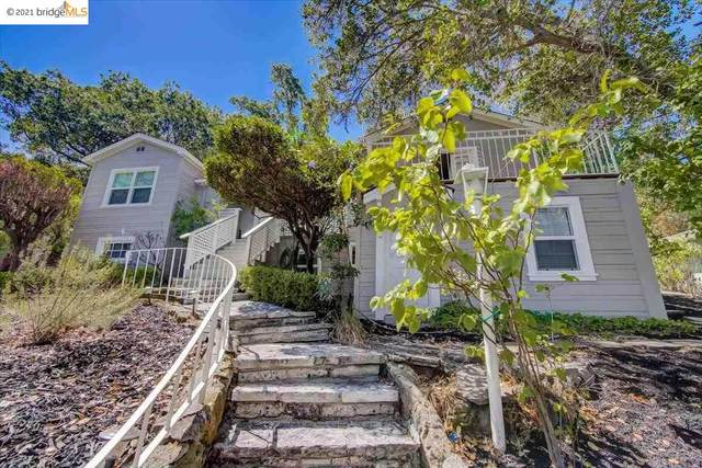 3615 Brook St, Lafayette, CA 94549 (#EB40955889) :: The Kulda Real Estate Group
