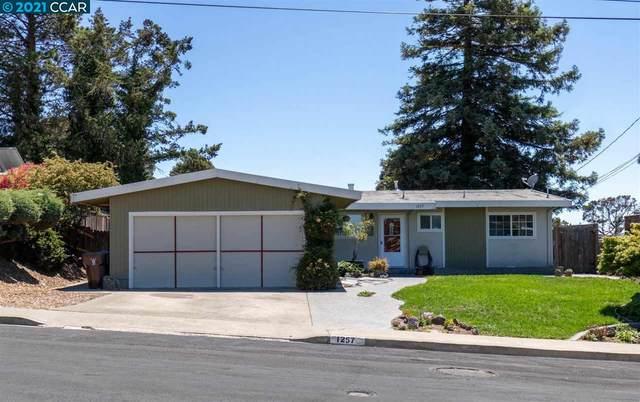 1257 Salida Way, El Sobrante, CA 94803 (#CC40955907) :: The Kulda Real Estate Group