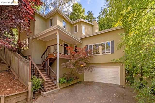 6574 Shepherd Canyon Rd, Oakland, CA 94611 (#EB40955911) :: The Kulda Real Estate Group