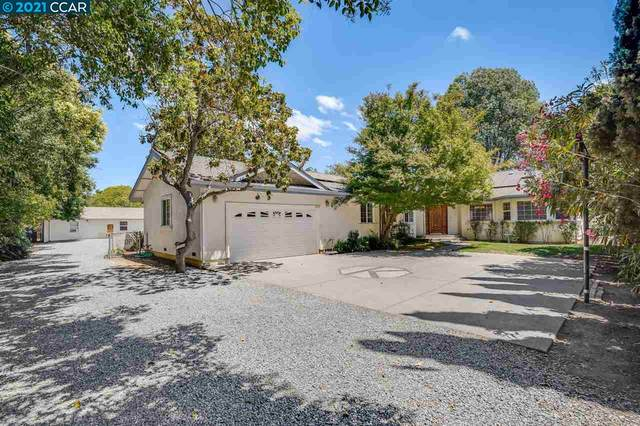 4019 Chestnut (Private Lane), Concord, CA 94519 (#CC40955920) :: The Kulda Real Estate Group