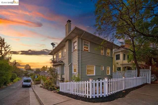 150 Moss Way, Oakland, CA 94611 (#EB40955921) :: Olga Golovko