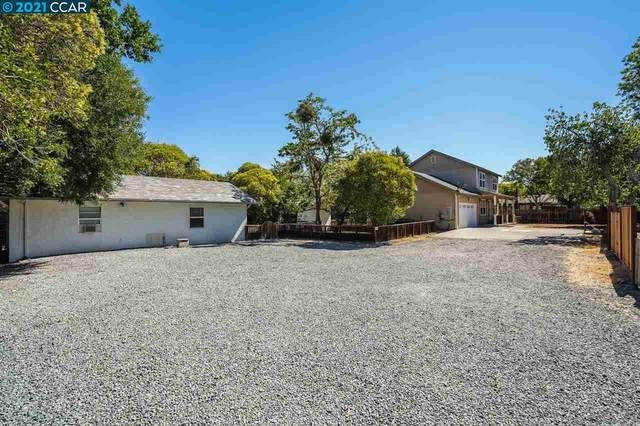 4021 Chestnut (Private Lane), Concord, CA 94519 (#CC40955925) :: The Kulda Real Estate Group