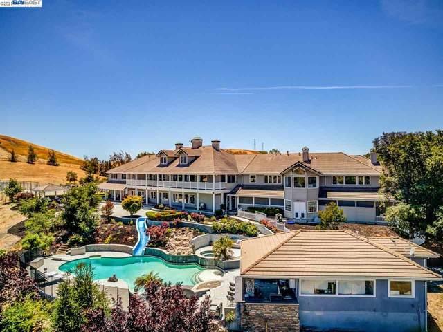 1250 Culet Ranch Rd, Danville, CA 94506 (#BE40955953) :: Alex Brant