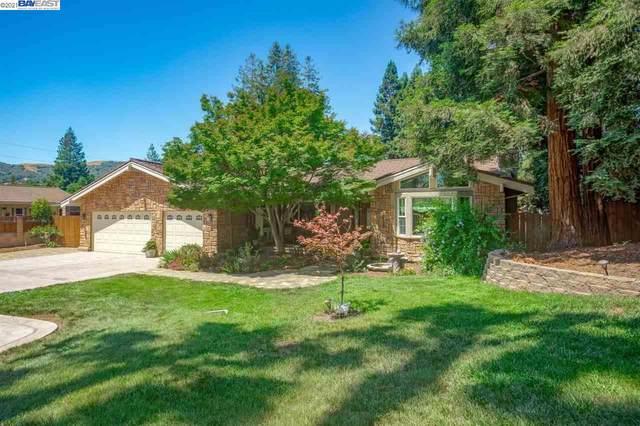 554 Freitas Road, Danville, CA 94526 (#BE40955987) :: The Gilmartin Group