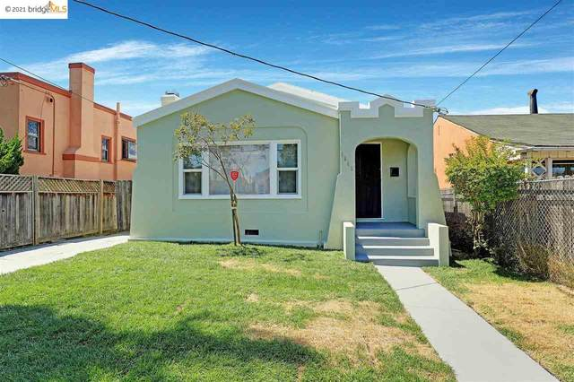 2649 77Th Ave, Oakland, CA 94605 (#EB40956005) :: The Kulda Real Estate Group
