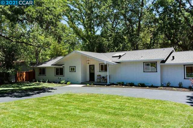 612 St. Marys Rd., Lafayette, CA 94549 (#CC40956023) :: The Kulda Real Estate Group