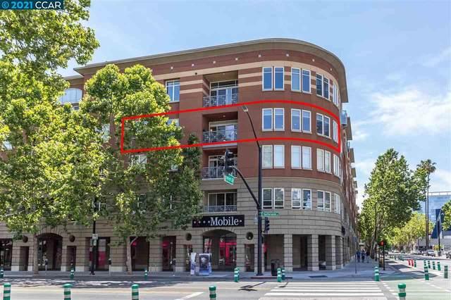 130 E San Fernando 511, San Jose, CA 95112 (#CC40956153) :: Real Estate Experts