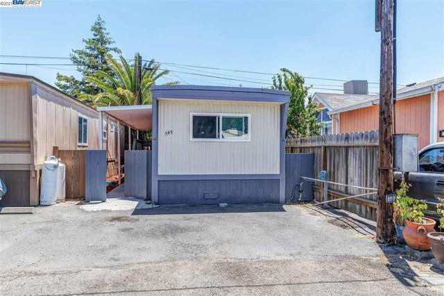 2399 E 14th Street 107, San Leandro, CA 94577 (#BE40956177) :: Real Estate Experts