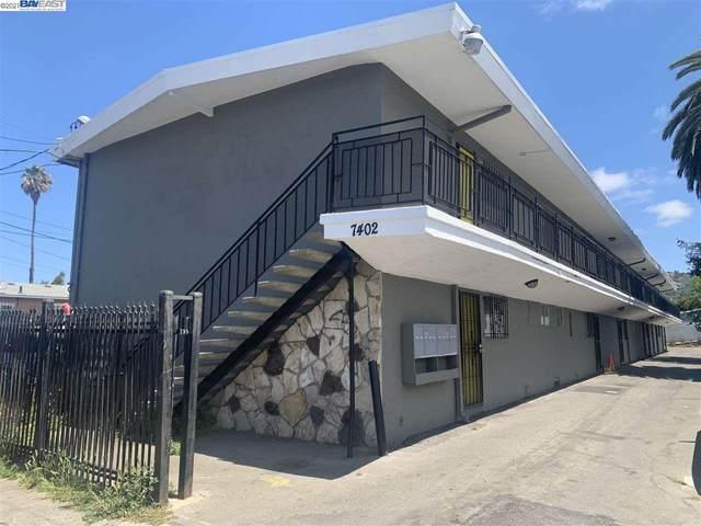 7402 Lockwood St, Oakland, CA 94621 (#BE40956189) :: Schneider Estates