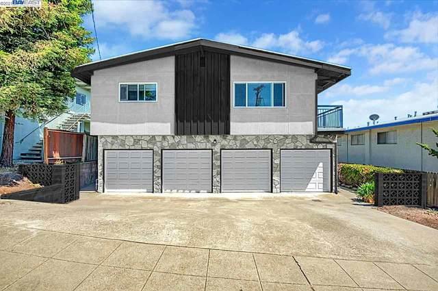 1722 163rd Ave, San Leandro, CA 94578 (#BE40956202) :: Intero Real Estate