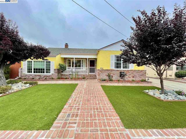 1614 139Th Ave, San Leandro, CA 94578 (#BE40956244) :: Real Estate Experts