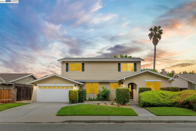 2445 Via Espada, Pleasanton, CA 94566 (#BE40956331) :: Real Estate Experts