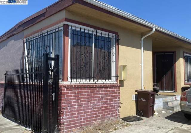 5116 Bancroft Ave., Oakland, CA 94601 (#BE40956337) :: The Gilmartin Group