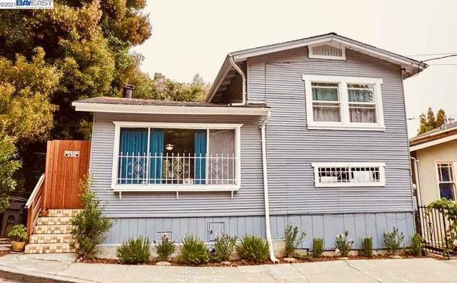 3448 Davis St, Oakland, CA 94601 (#BE40956423) :: Robert Balina | Synergize Realty