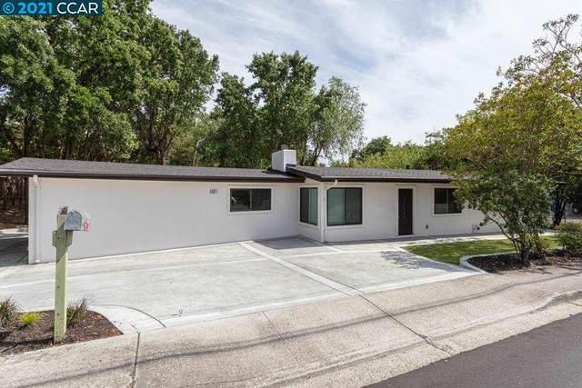 891 Diablo Rd, Danville, CA 94526 (#CC40956469) :: Intero Real Estate