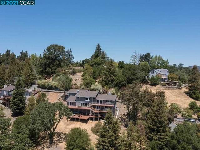 36 Heather Ln, Orinda, CA 94563 (#CC40956485) :: Real Estate Experts