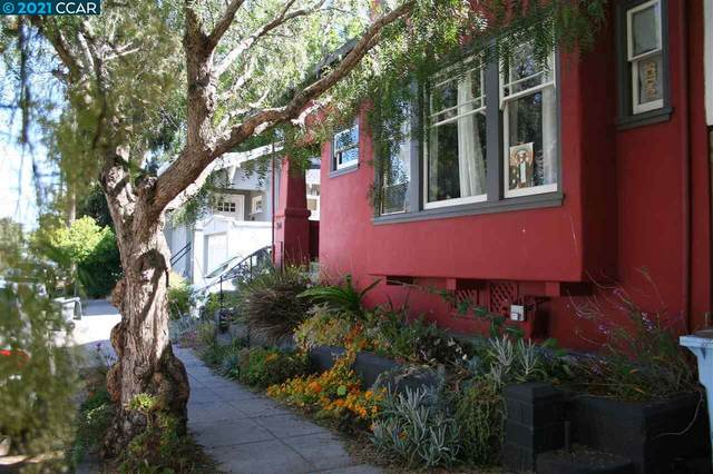 3141 California St, Berkeley, CA 94703 (#CC40956506) :: The Gilmartin Group
