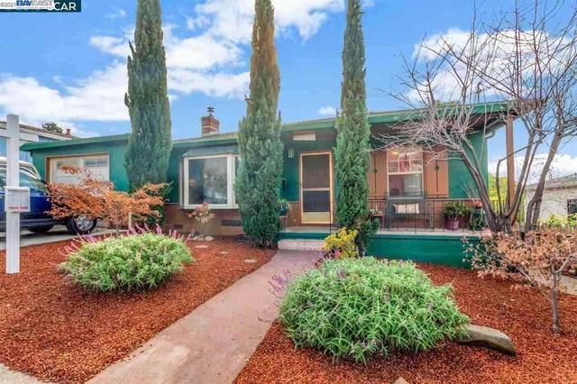 23965 2ND ST, Hayward, CA 94541 (#BE40956508) :: Schneider Estates
