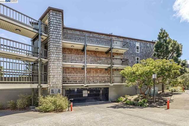 55 Red Rock Way 209, San Francisco, CA 94131 (#BE40956535) :: Real Estate Experts