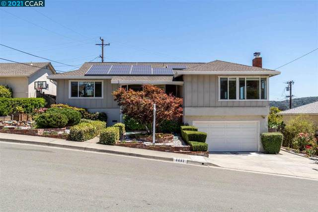 4447 Meadowbrook Dr, Richmond, CA 94803 (#CC40956577) :: The Kulda Real Estate Group