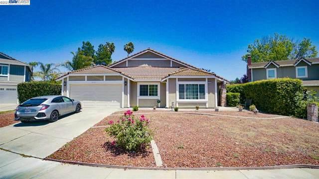 3305 Hudson Ct, Pleasanton, CA 94588 (#BE40956612) :: The Kulda Real Estate Group