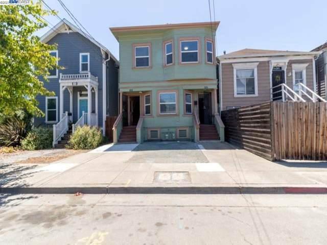 1557 5th, Oakland, CA 94607 (#BE40956648) :: The Realty Society