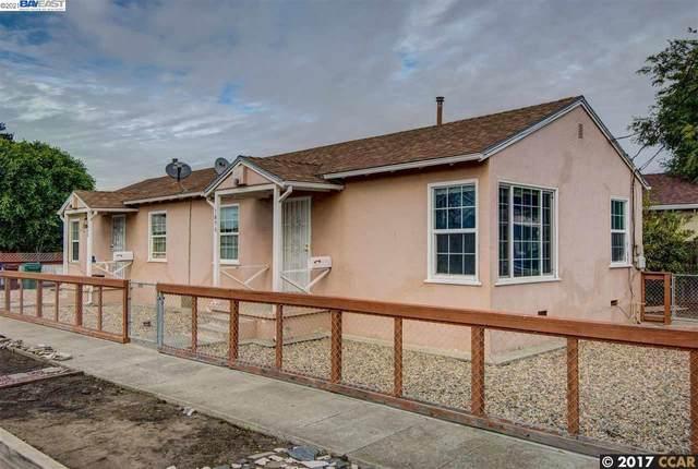 1622 Monterey, Richmond, CA 94804 (#BE40956752) :: Strock Real Estate