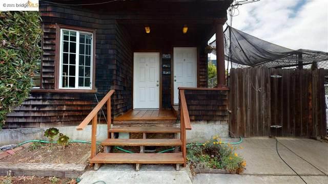 1905 Henry St, Berkeley, CA 94704 (#EB40956806) :: Strock Real Estate