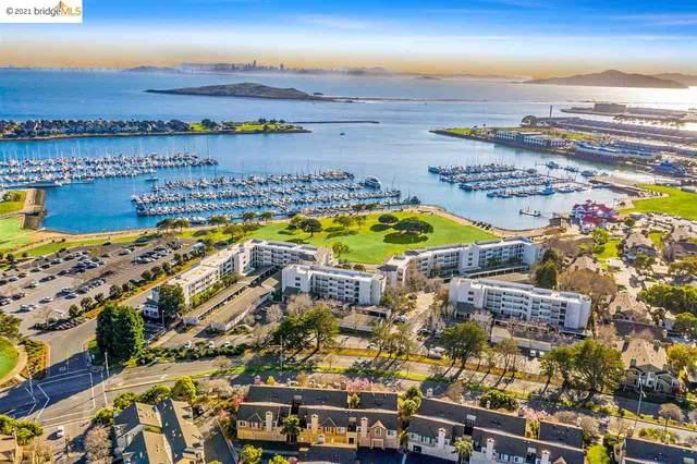 1203 Melville Sq 316, Richmond, CA 94804 (#EB40956825) :: The Kulda Real Estate Group