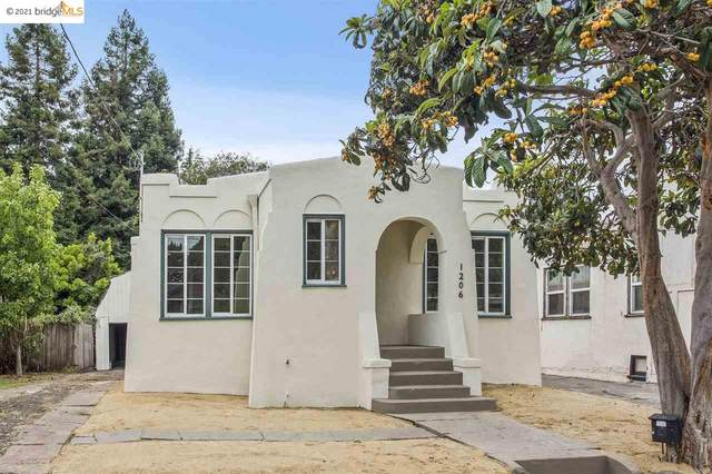 1206 Evelyn Ave, Berkeley, CA 94706 (#EB40956905) :: Schneider Estates