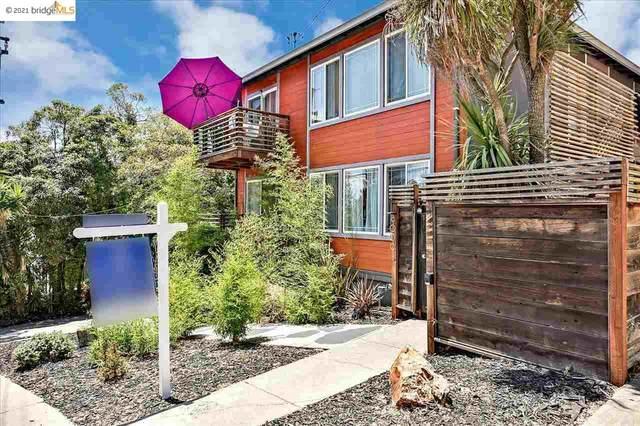 8009 Greenridge Dr #1, Oakland, CA 94605 (#EB40956950) :: Real Estate Experts