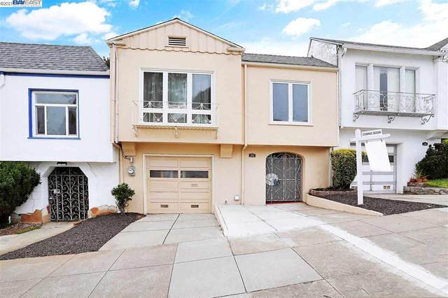 712 Garfield St, San Francisco, CA 94132 (#BE40956960) :: Paymon Real Estate Group