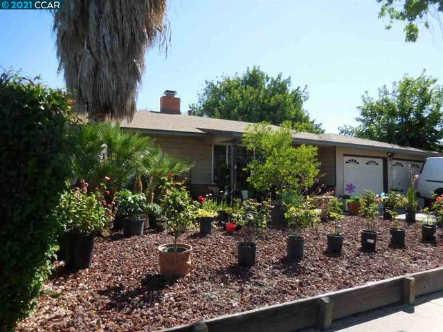 Clayburn Rd, Antioch, CA 94509 (#CC40957002) :: The Kulda Real Estate Group