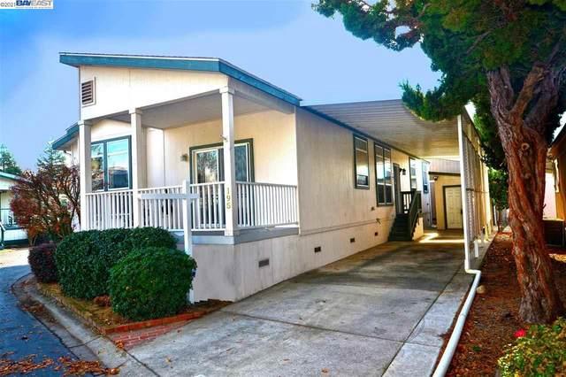 3263 Vineyard Ave 195, Pleasanton, CA 94566 (#BE40957011) :: Real Estate Experts