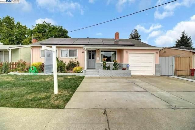878 Linnea Avenue, San Lorenzo, CA 94580 (#BE40957054) :: Real Estate Experts
