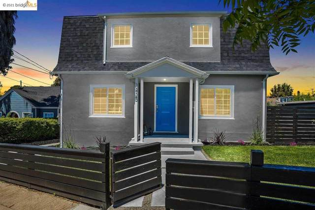 3425 Coolidge Ave, Oakland, CA 94602 (#EB40957108) :: The Gilmartin Group