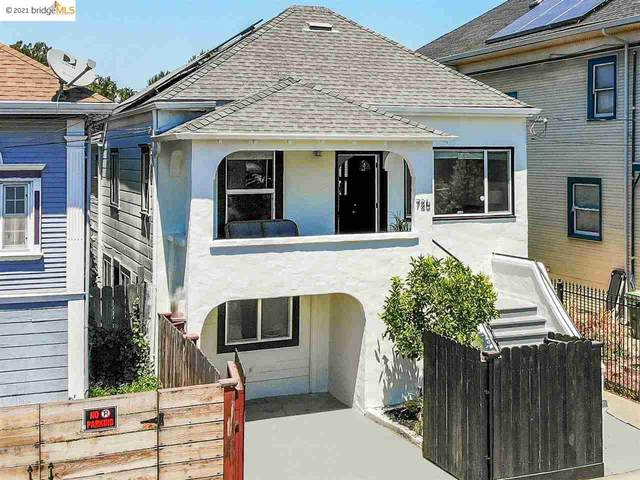 726 31St St, Oakland, CA 94609 (#EB40957117) :: Paymon Real Estate Group